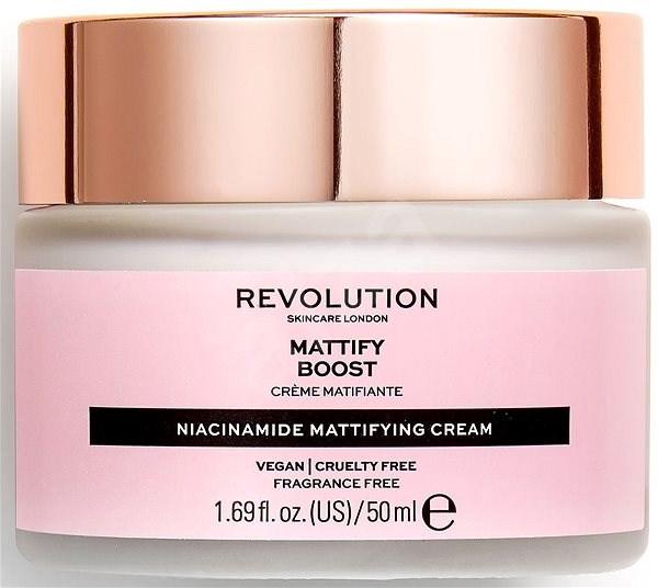 REVOLUTION SKINCARE Mattify Boost 50 ml - Pleťový krém