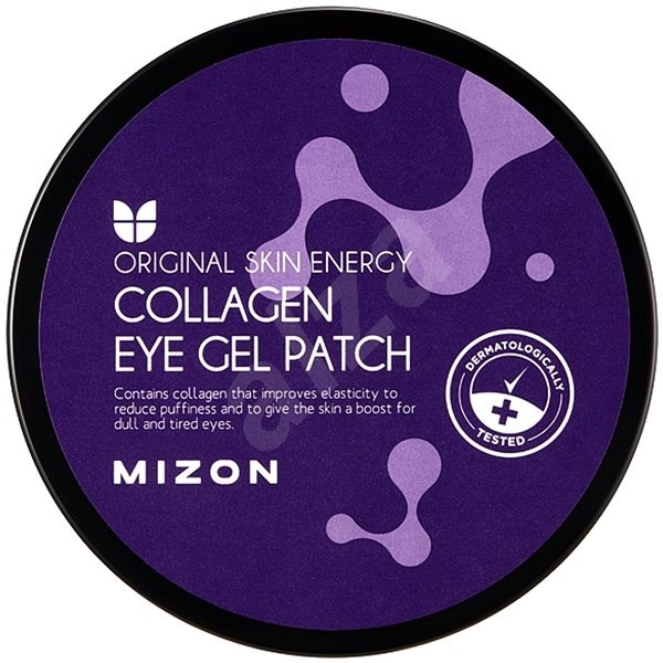 MIZON Collagen Eye Gel Patch 60× 1,5 g - Pleťová maska