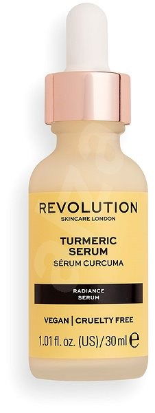 REVOLUTION SKINCARE Turmeric Serum 30 ml - Pleťové sérum