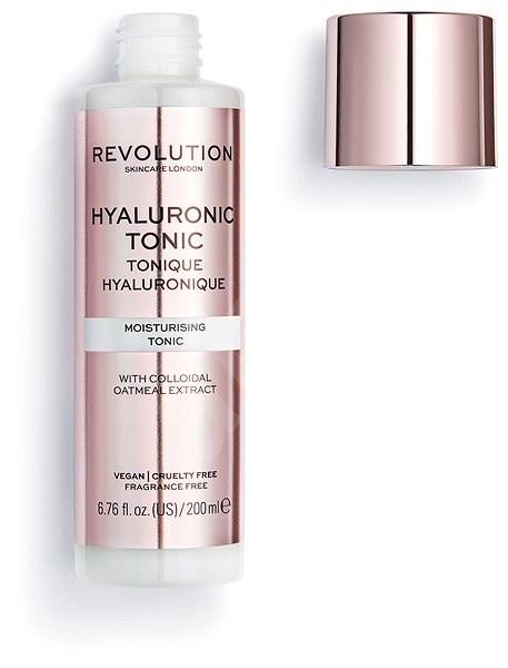 REVOLUTION SKINCARE Hyaluronic Tonic 200 ml - Pleťové tonikum