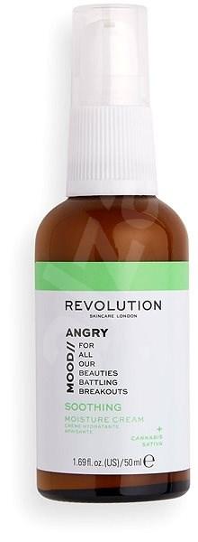 REVOLUTION SKINCARE Mood Calming Moisture Cream 50 ml - Pleťový krém