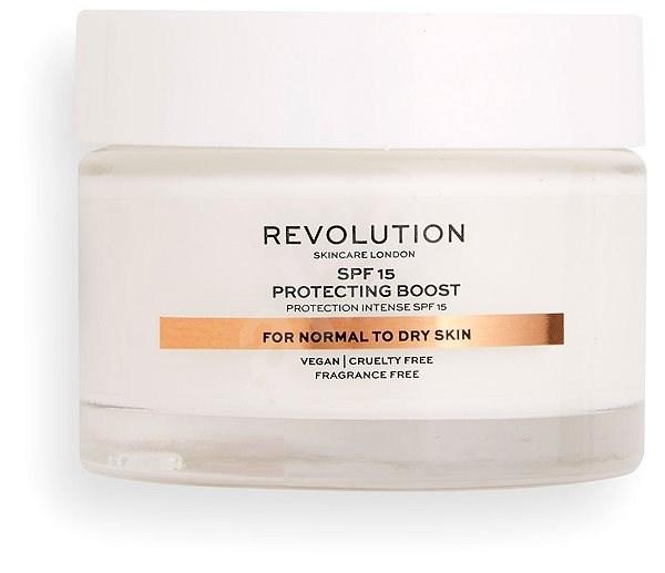 REVOLUTION SKINCARE Moisture Cream SPF15 Normal to Dry Skin 50 ml - Pleťový krém