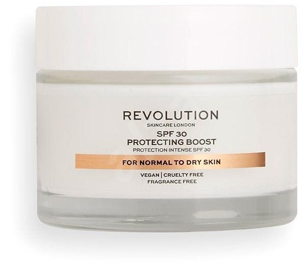 REVOLUTION SKINCARE Moisture Cream SPF30 Normal to Dry Skin 50 ml - Pleťový krém