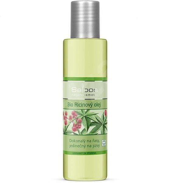 SALOOS Organic Castor Oil 125ml - Oil