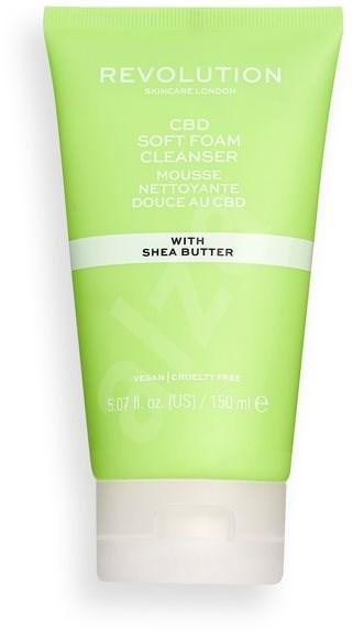 REVOLUTION SKINCARE Nourishing Soft Foam Cleanser 150 ml - Čisticí pěna