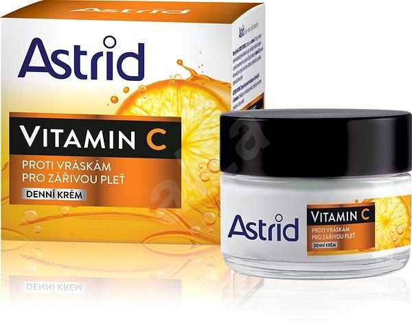 ASTRID Vitamin C Denní krém proti vráskám pro zářivou pleť 50 ml - Pleťový krém