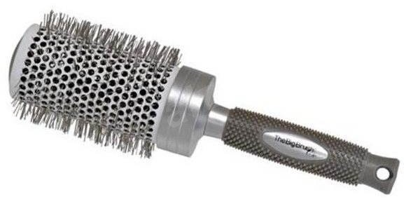 THE BIG BRUSH Nano Silver Round Brush 53 mm  - Kartáč na vlasy