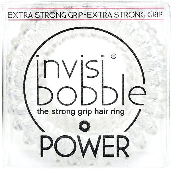 INVISIBOBBLE Power Crystal Clear - Gumičky