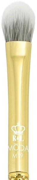 ROYAL & LANGNICKEL Moda Metallics Shader - Kosmetický štětec