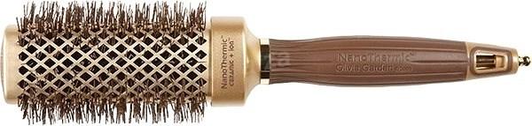 OLIVIA GARDEN Ceramic+Ion Nano Thermic Shaper NTS-40 - Kartáč na vlasy