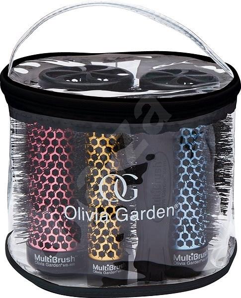 OLIVIA GARDEN Multibrush sada 6 ks - Sada