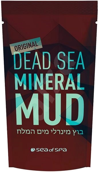 SEA OF SPA Dead Sea Mineral Mud 600 g - Bahno z Mrtvého moře