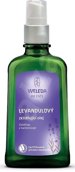 909d35df5a0 WELEDA Levandulový zklidňující olej 100 ml - Tělový olej