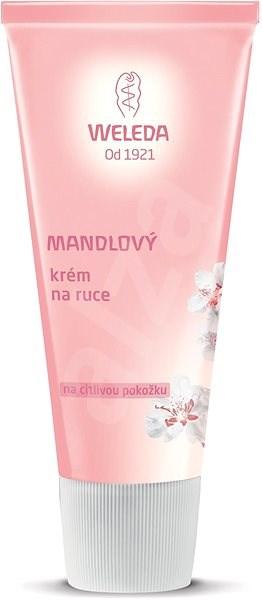 WELEDA Mandlový krém na ruce pro citlivou pokožku 50 ml - Krém na ruce