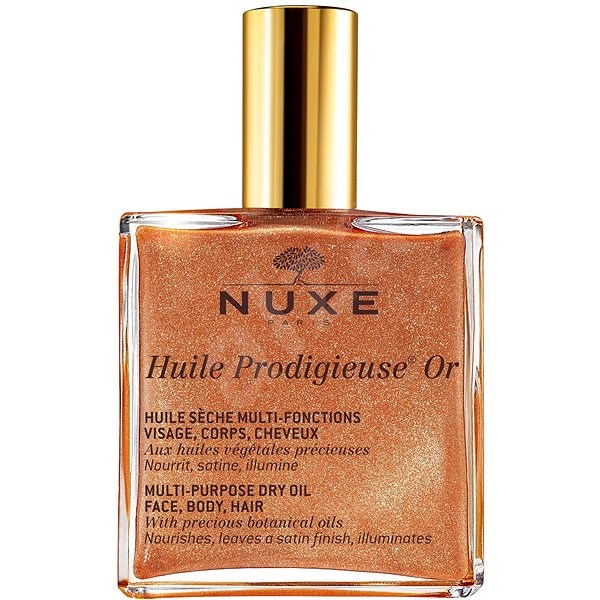 NUXE Huile Prodigieuse OR Multi-Purpose Dry Oil 100 ml - Tělový olej