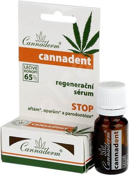 CANNADERM Cannadent Regenerační sérum 5 ml - Sérum