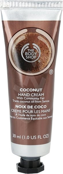 THE BODY SHOP Coconut Hand Cream 30 ml - Krém na ruce