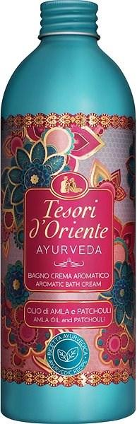Tesori d'Oriente Ayurveda Bath Cream 500 ml - Pěna do koupele