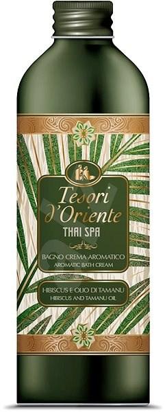 Tesori d'Oriente Thai Spa Bath Cream 500 ml - Pěna do koupele