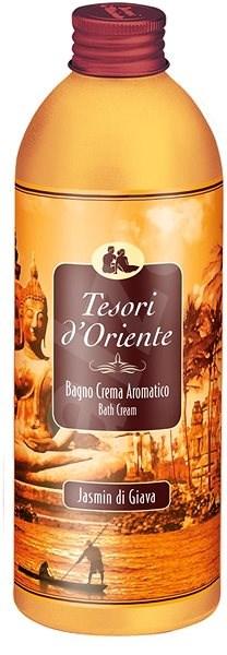 Tesori d'Oriente Jasmin of Java Bath Cream 500 ml - Pěna do koupele