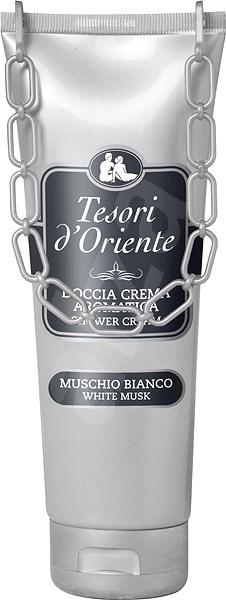 Tesori d'Oriente White Musk Shower Cream 250 ml - Sprchový gel