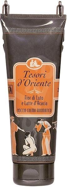 Tesori d'Oriente Lotos Flower Shower Cream 250 ml - Sprchový gel
