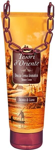 Tesori d'Oriente Jasmin of Java Shower Cream 250 ml - Sprchový gel