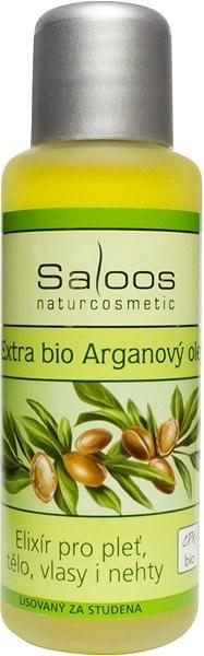 SALOOS Extra Bio Arganový olej 50 ml - Tělový olej