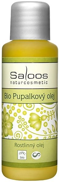 SALOOS Bio Cold pressed oil 50 ml - Body Oil