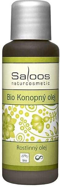 SALOOS Hemp Oil Organic 50ml - Body Oil