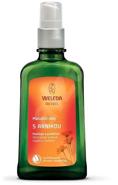 WELEDA Masážní olej s arnikou 100 ml - Tělový olej