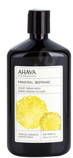 AHAVA Mineral Botanic Cream Wash Pineapple 500 ml - Sprchový gel