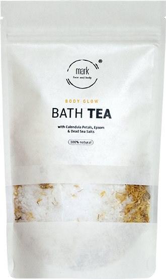MARK SCRUB Bath tea Body Glow 400 g - Koupelová sůl