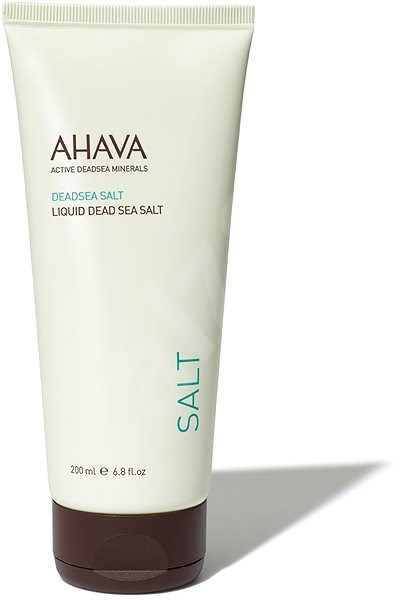 AHAVA Dead Sea Salt Liquid Dead Sea Salt 200 ml - Koupelová sůl