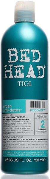 TIGI Bed Head Recovery Shampoo 750 ml - Šampon
