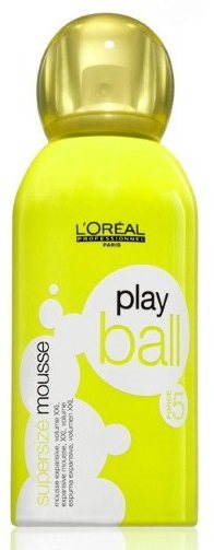L'ORÉAL PROFESSIONNEL Tecni.Art Playball Mousse Supersize 150 ml - Pěna na vlasy