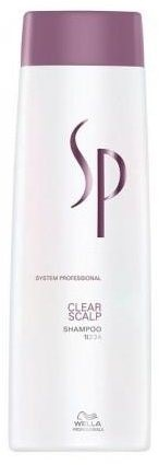 WELLA SP Clear Scalp Shampoo 250 ml - Šampon