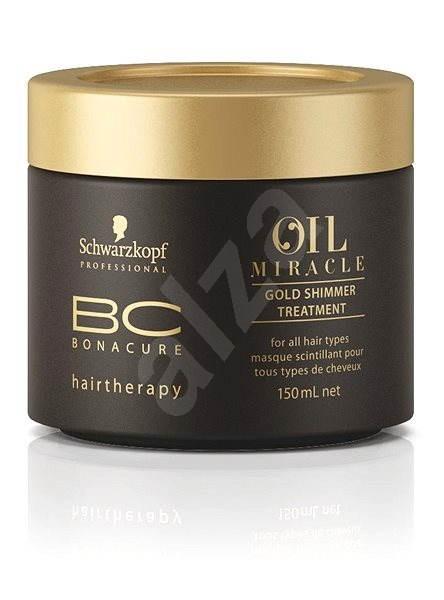 SCHWARZKOPF Professional BC Oil Miracle Gold Shimmer Treatment 150ml - Maska  na vlasy ab9d17bf31a