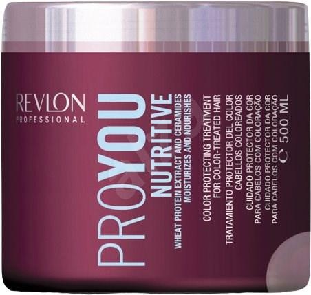 REVLON Pro You Nutritive Treatment 500 ml - Maska na vlasy