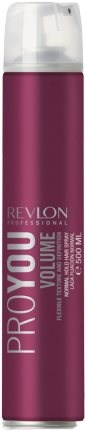 REVLON Pro You Volume Hair Spray 500 ml - Lak na vlasy