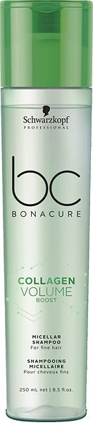SCHWARZKOPF Professional BC Cell Perfector Volume Boost Shampoo 250 ml - Shampoo