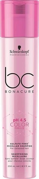 SCHWARZKOPF Professional BC pH 4.5 Color Freeze Sulfate Free 250 ml - Šampon