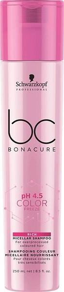 SCHWARZKOPF Professional BC pH 4.5 Color Freeze Rich Micellar 250 ml - Šampon