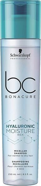 SCHWARZKOPF Professional BC Hyaluronic Moisture Kick 250 ml - Šampon