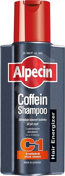 ALPECIN Coffein Shampoo C1 250 ml - Šampon pro muže