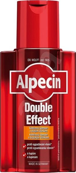 ALPECIN Double-Effect Shampoo 200 ml - Šampon