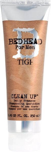TIGI B for Men Clean Up Daily Shampoo II. 250 ml - Šampon
