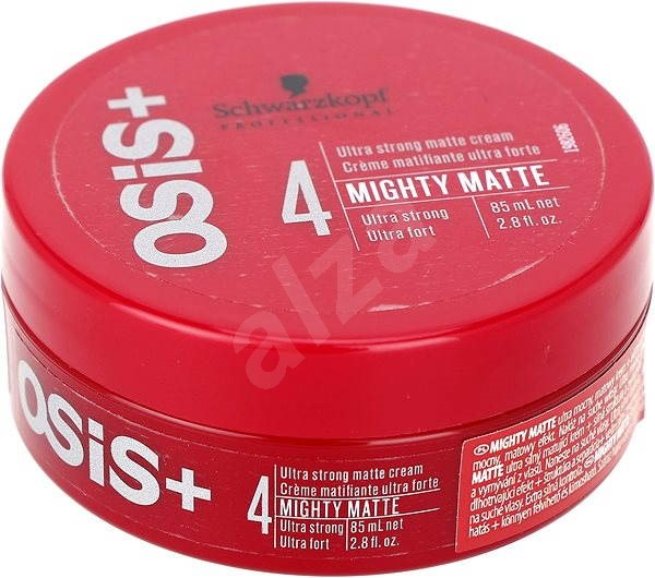 SCHWARZKOPF Professional Osis+ Tousled Mighty Matte 85 ml - Krém na vlasy
