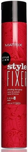 MATRIX PROFESSIONAL Style Link Style Fixer Finishing 400 ml - Lak na vlasy