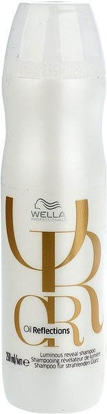 WELLA PROFESSIONAL Oil Reflections Shampoo 250 ml - Šampon